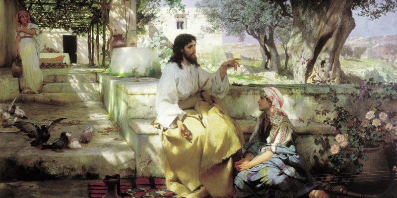 Почему Христос говорил притчами?