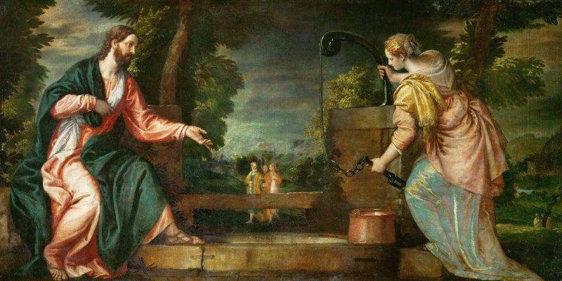 Христос как посредник