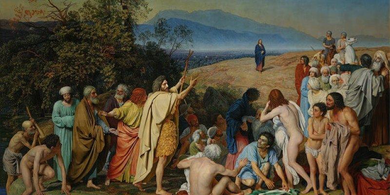 Личность Искупителя: две природы