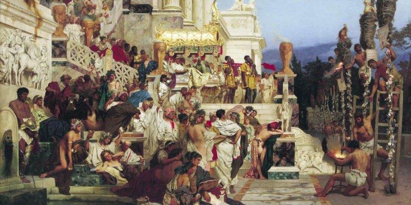 Притча о суде над народами