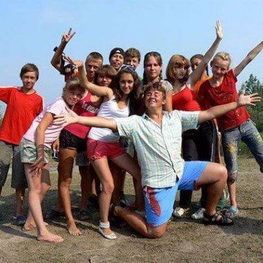 Летний молодежный поход