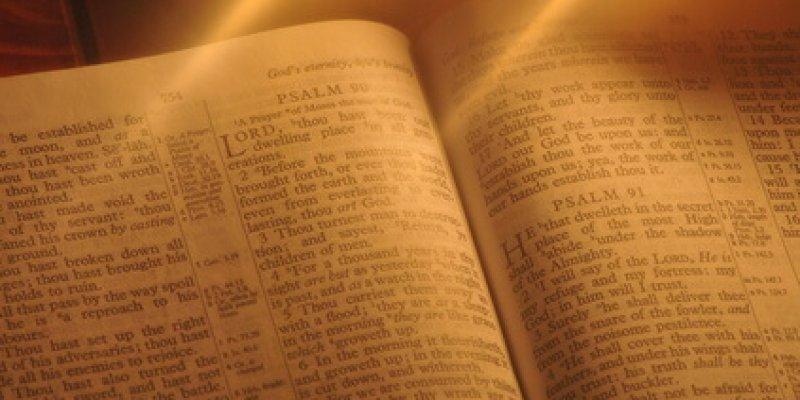 Библия и вера – это пережиток прошлого. Они закабаляют человека.